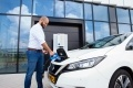 A new commercial charging service using vehicle-to-grid (V2G) technology in the UK