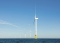 Blyth offshore wind farm in north east England