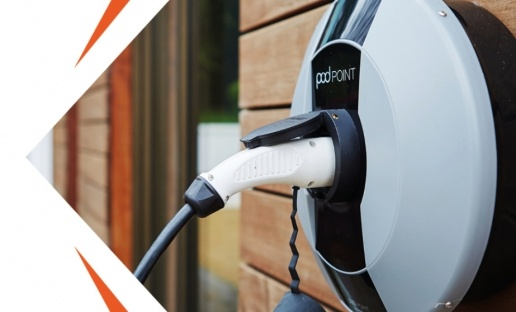 Electric car home charger installation