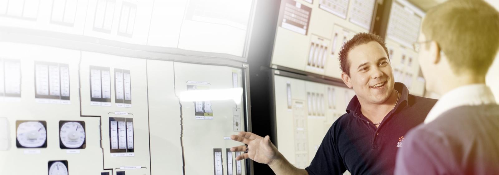 Engineer at EDF Energy