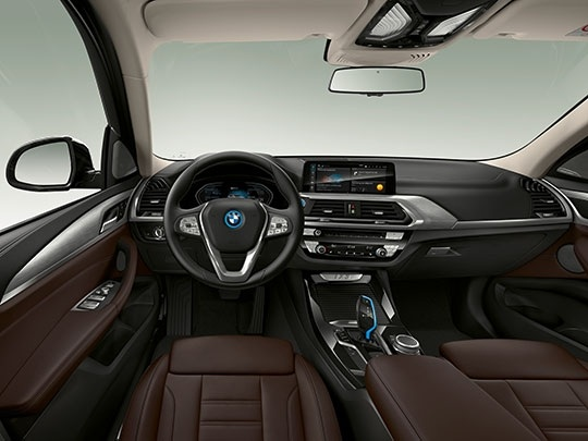 BMW iX3 interior