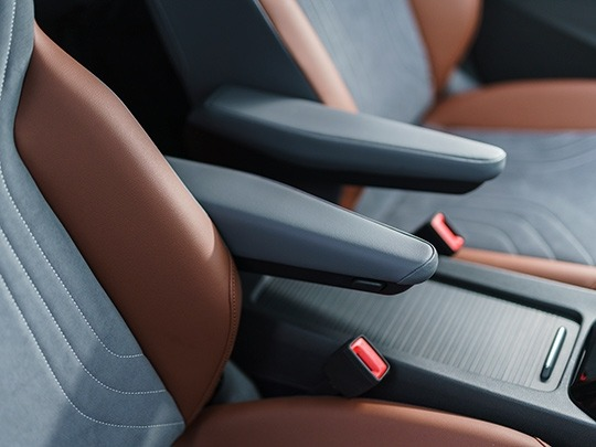 VW ID.4 First Edition interior seats