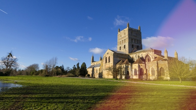Picture of a church near Barnwood
