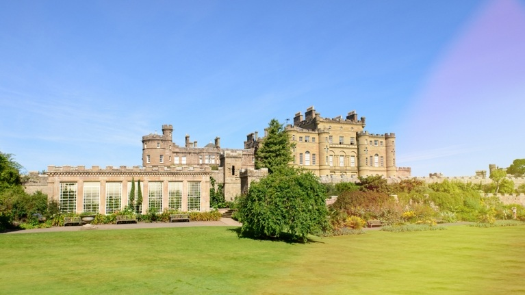 Castle in Ayrshire