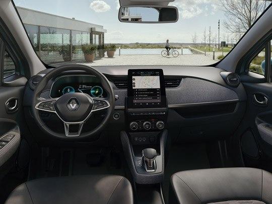 Renault ZOE R135 interior