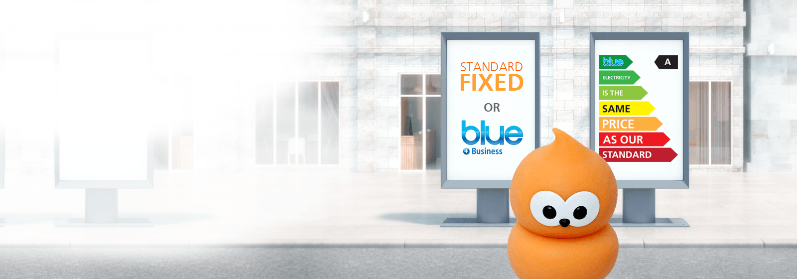 Fixed price business electricity contracts from EDF Energy
