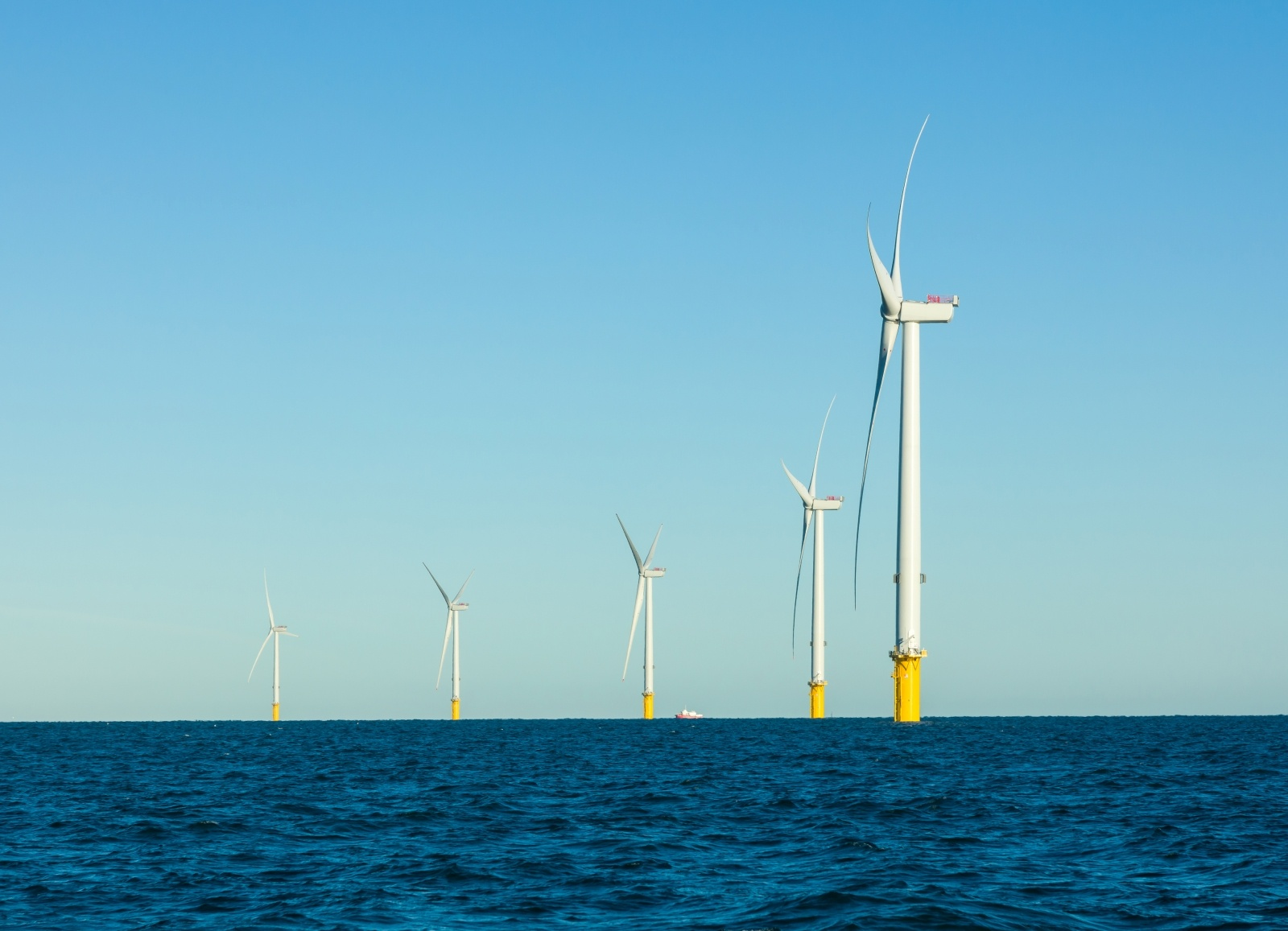 Blyth Offshore wind farm project