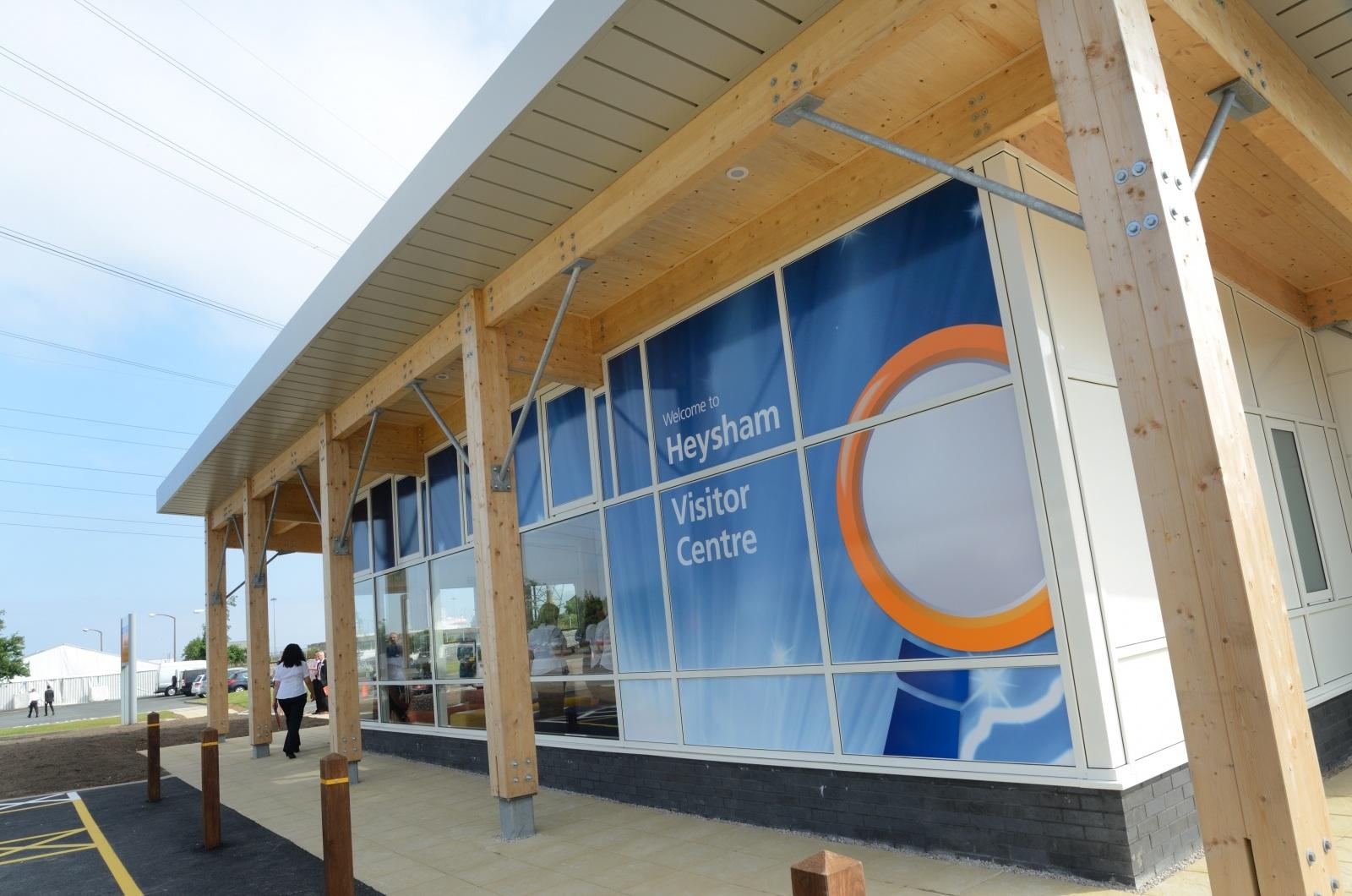 Heysham visitor centre