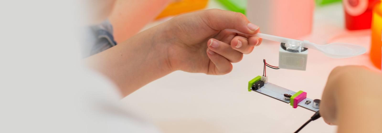 LittleBits experiment