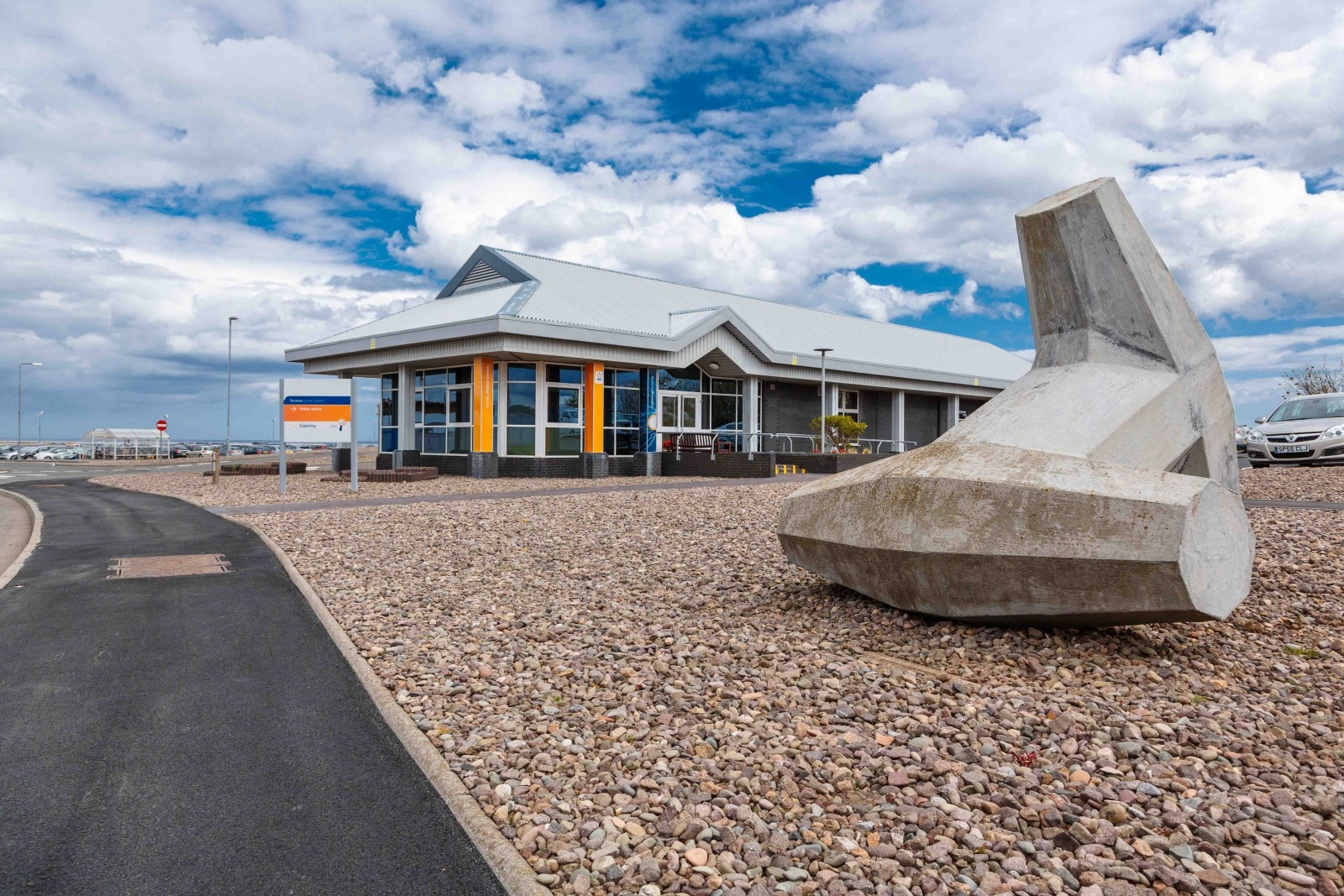 Torness visitor centre