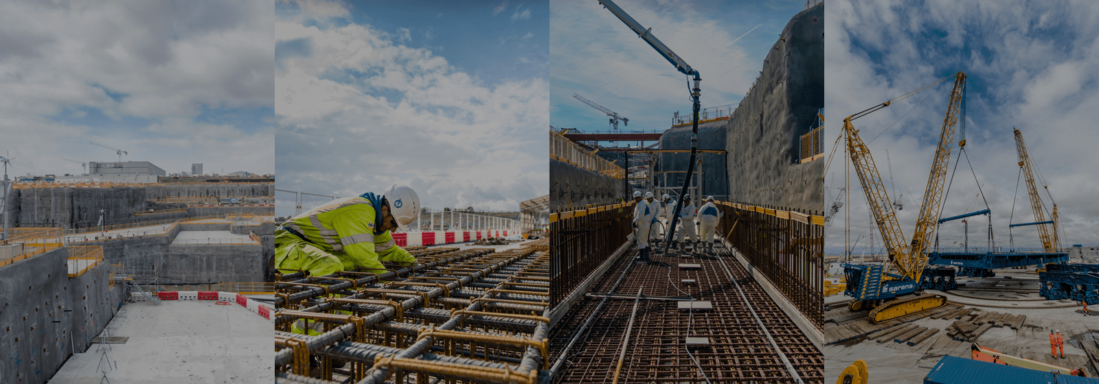 Work packages and contract information | Hinkley Point C | EDF Energy