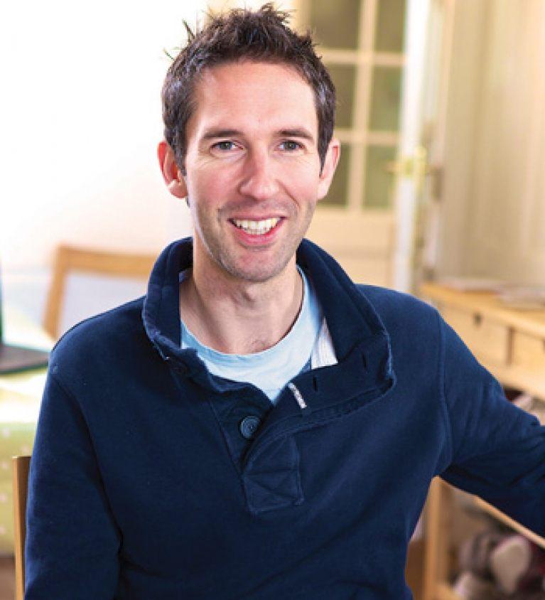 Photo of Chris Kidd, former EDF Energy employee