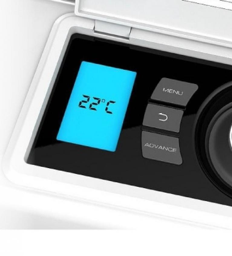 Dimplex quantum storage heater digital control panel - EDF