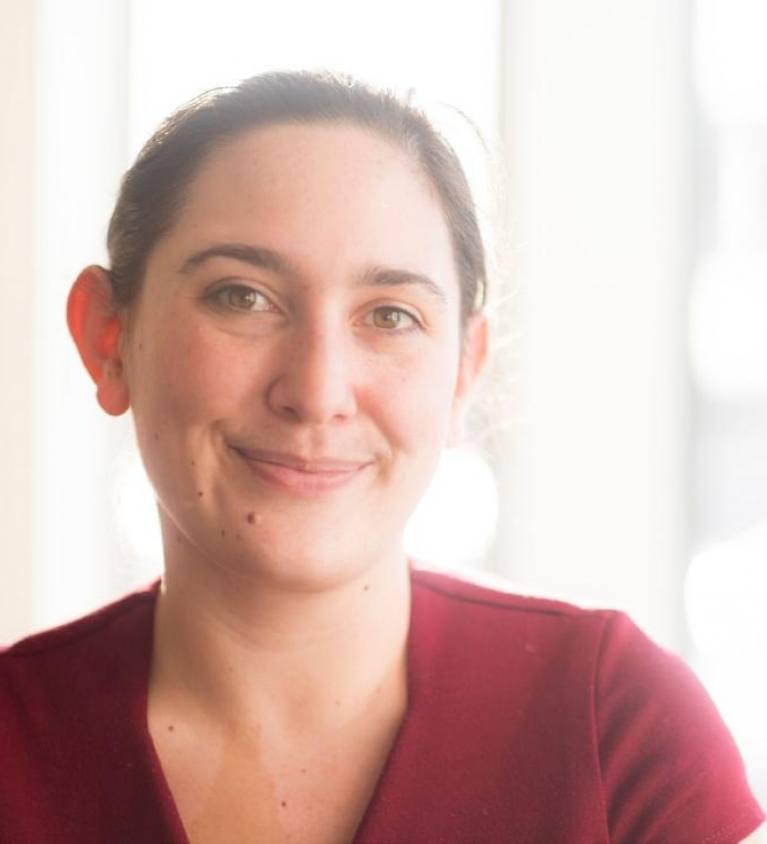 Elisabeth Garber, Customer Experience Manager