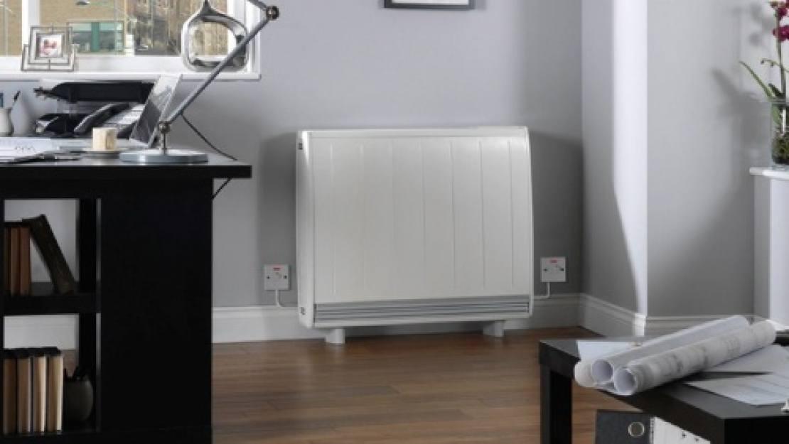 Dimplex Quantum storage heater in home study