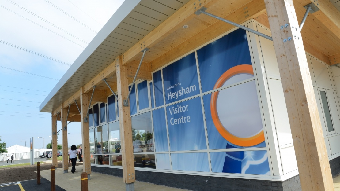 Heysham visitor centre
