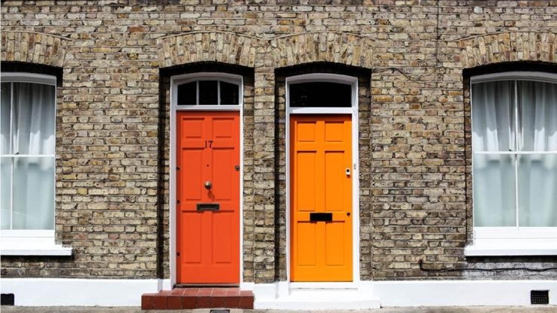 landlord properties orange doors