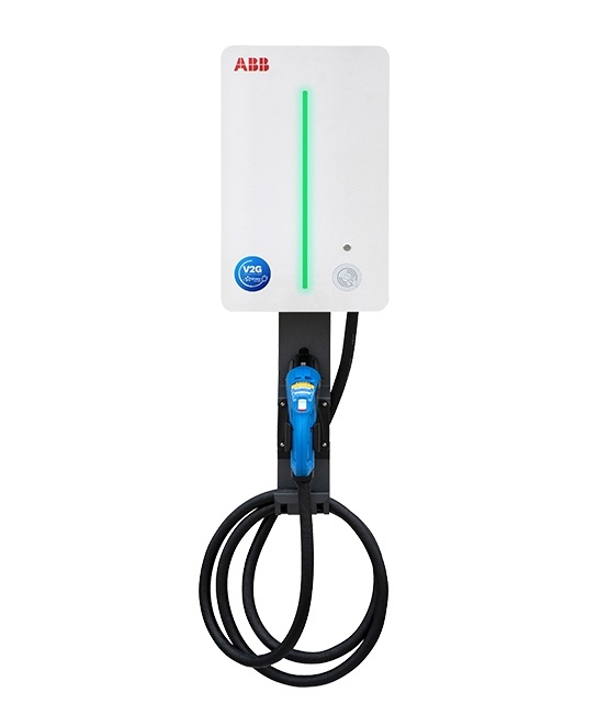 ABB V2G Electric Vehicle Chargepoint