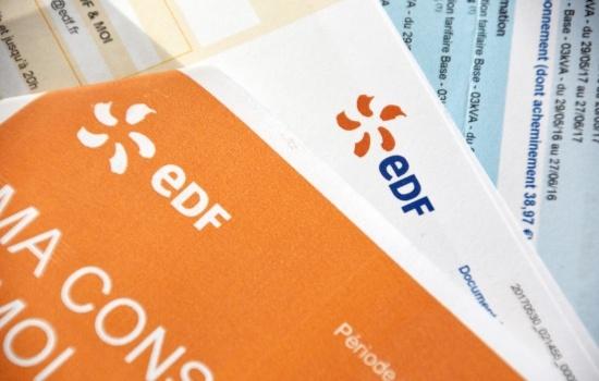 EDF Energy electricity bill