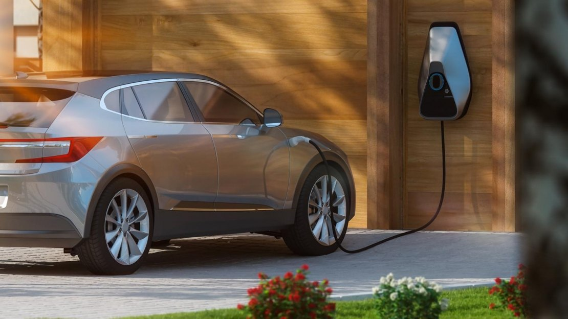 electric car home charging convenience