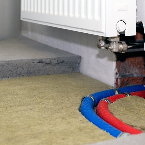 floor insulation under concrete