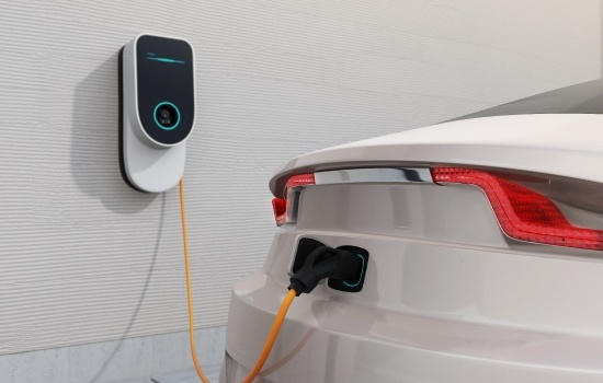 home charging point