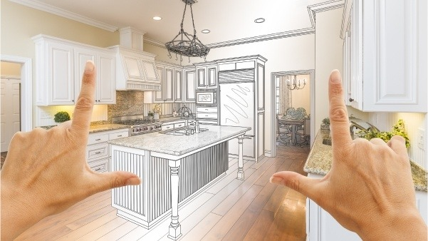 kitchen home renovation planning