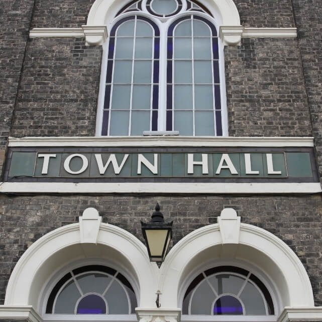 local government town hall