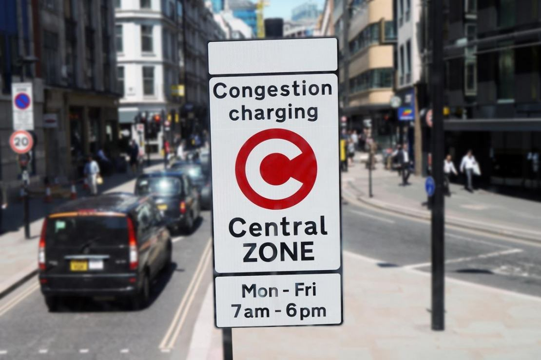 Electric cars exempt from London Congestion Charge