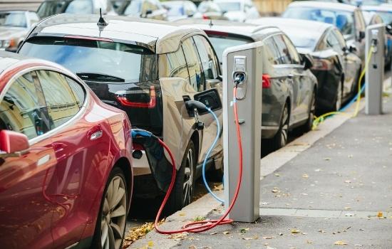 public charging points