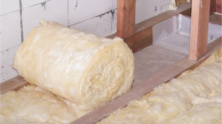 thermal loft insulation roll