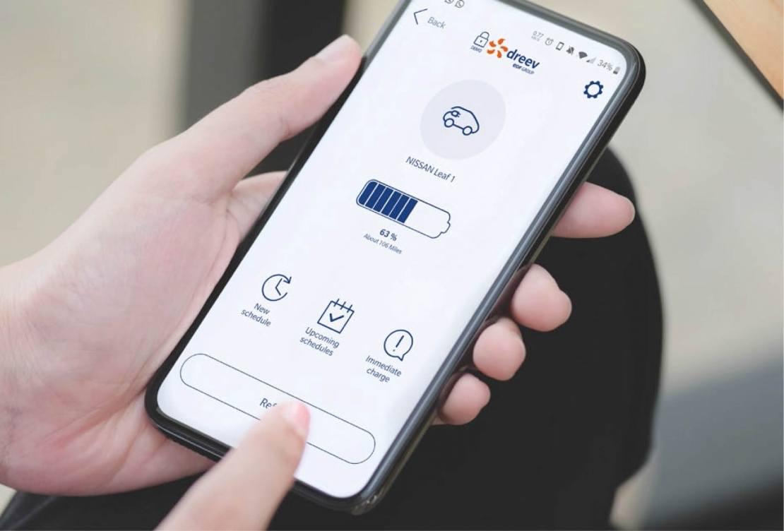 V2G Smart Application