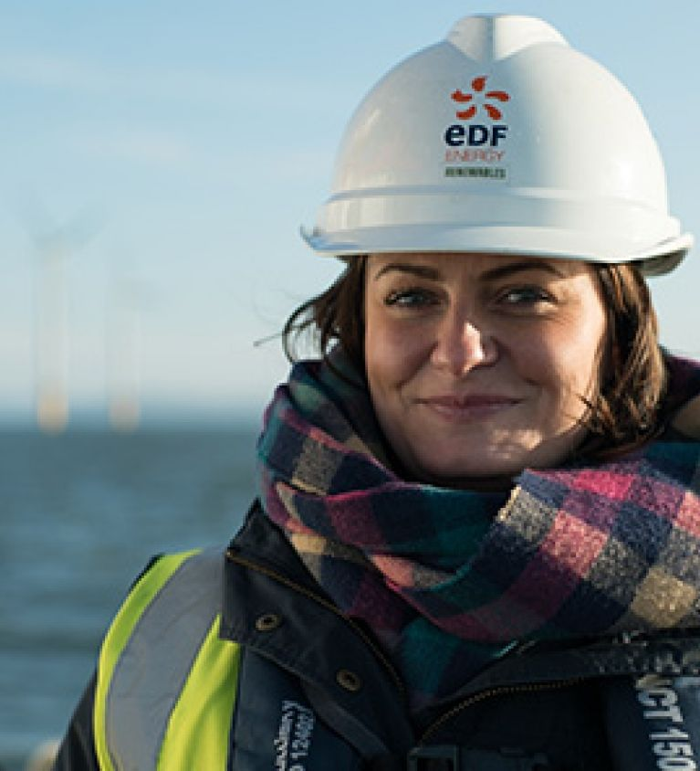 Claire Canning - EDF Energy Pretty Curious