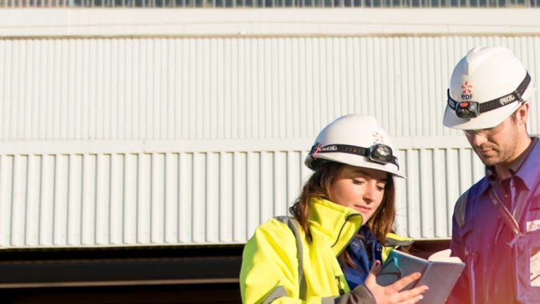 EDF Energy employees
