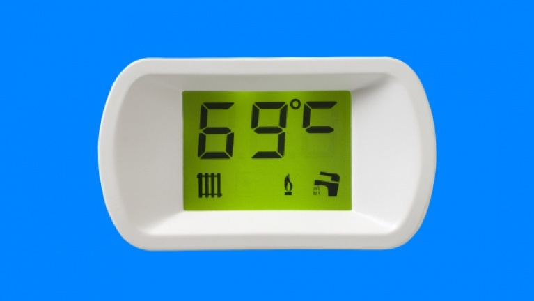 Thermostat - Book a boiler service
