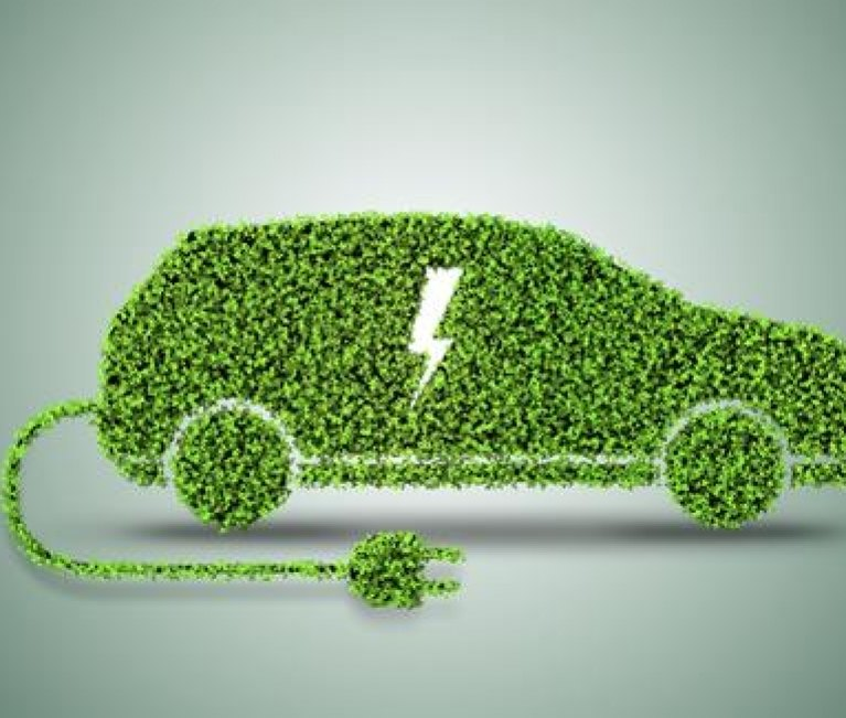 electric car green CO2 emissions for tax benefits