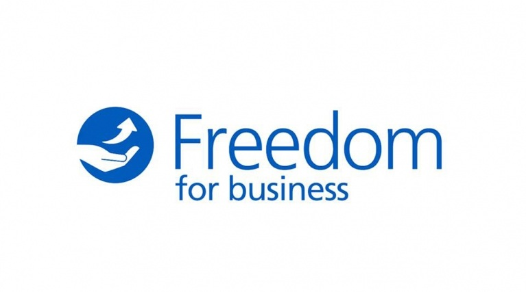 Freedom for business