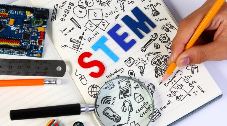 STEM - Getting children interested in science, technology, engineering and maths