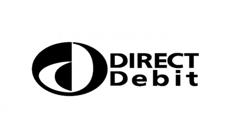 Ways to pay - Direct Debit