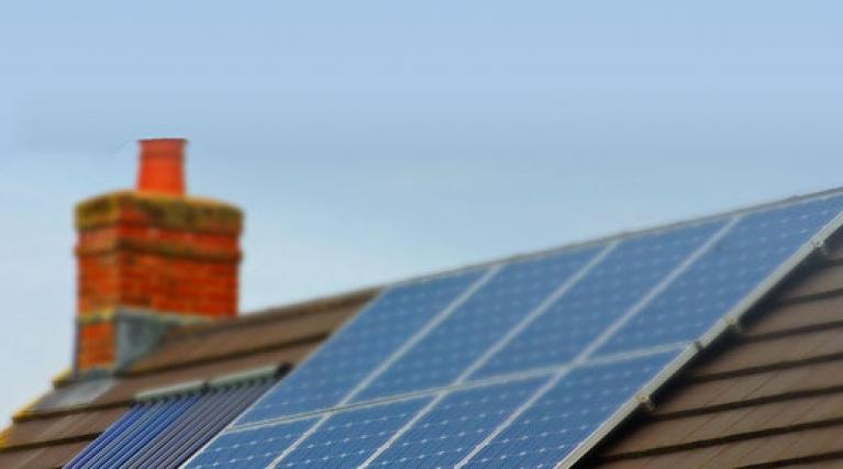 feed in tariff solar photovaltaic roof