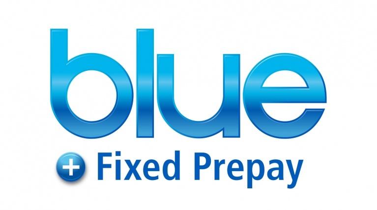 blue plus fixed prepay