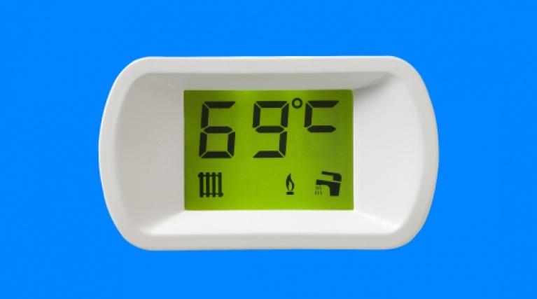 Thermostat - Book a boiler service