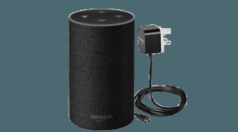 Checklist 1 - Get Amazon echo and plug it in