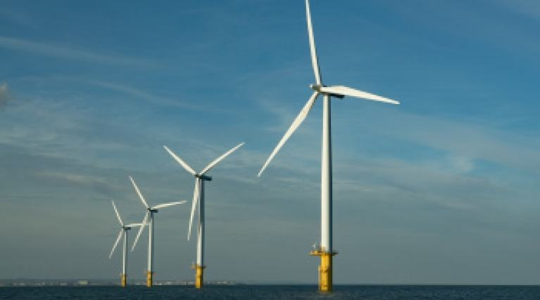 EDF Energy offshore wind farm