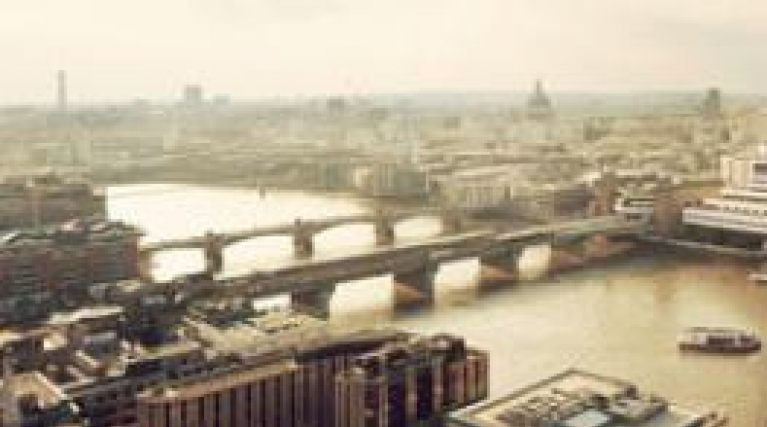 Bridges on a river