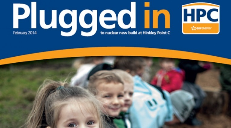Picture of Plugged-In magazine