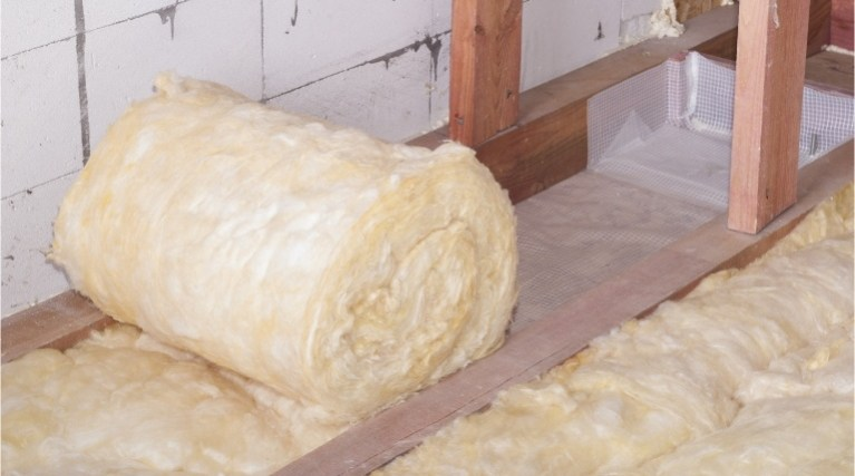 thermal loft insulation roll