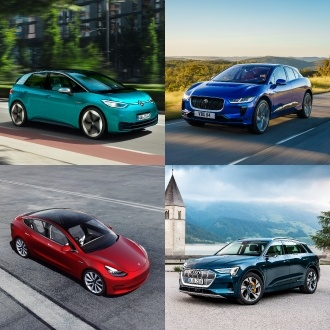 Best electric cars on the market today