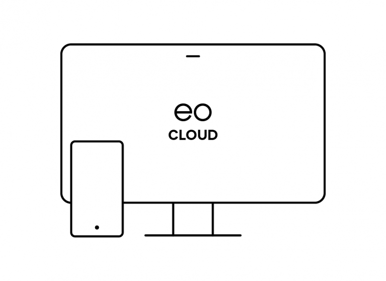 EO Cloud for managing EO charge points