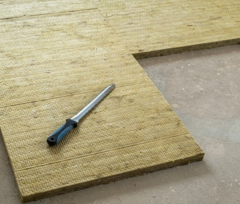 floor insulation under concrete